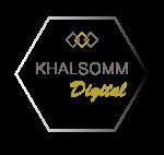 AGENCE KHALSOMM DIGITAL Logo
